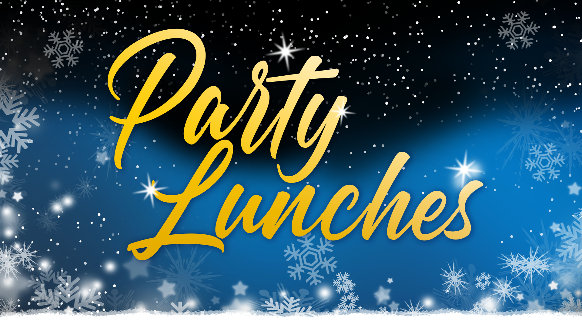 Christmas Party & Ladies Lunches are booking fast!