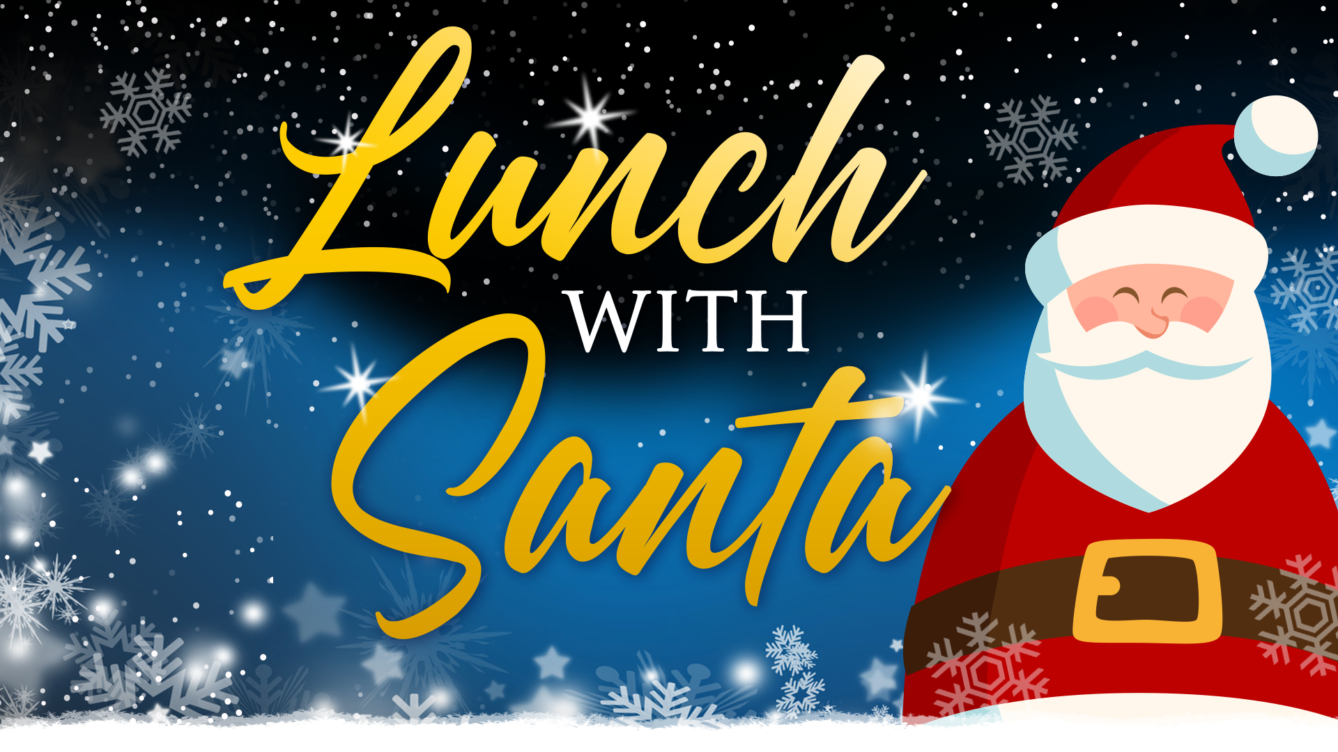 Kids' Movie & Lunch with Santa