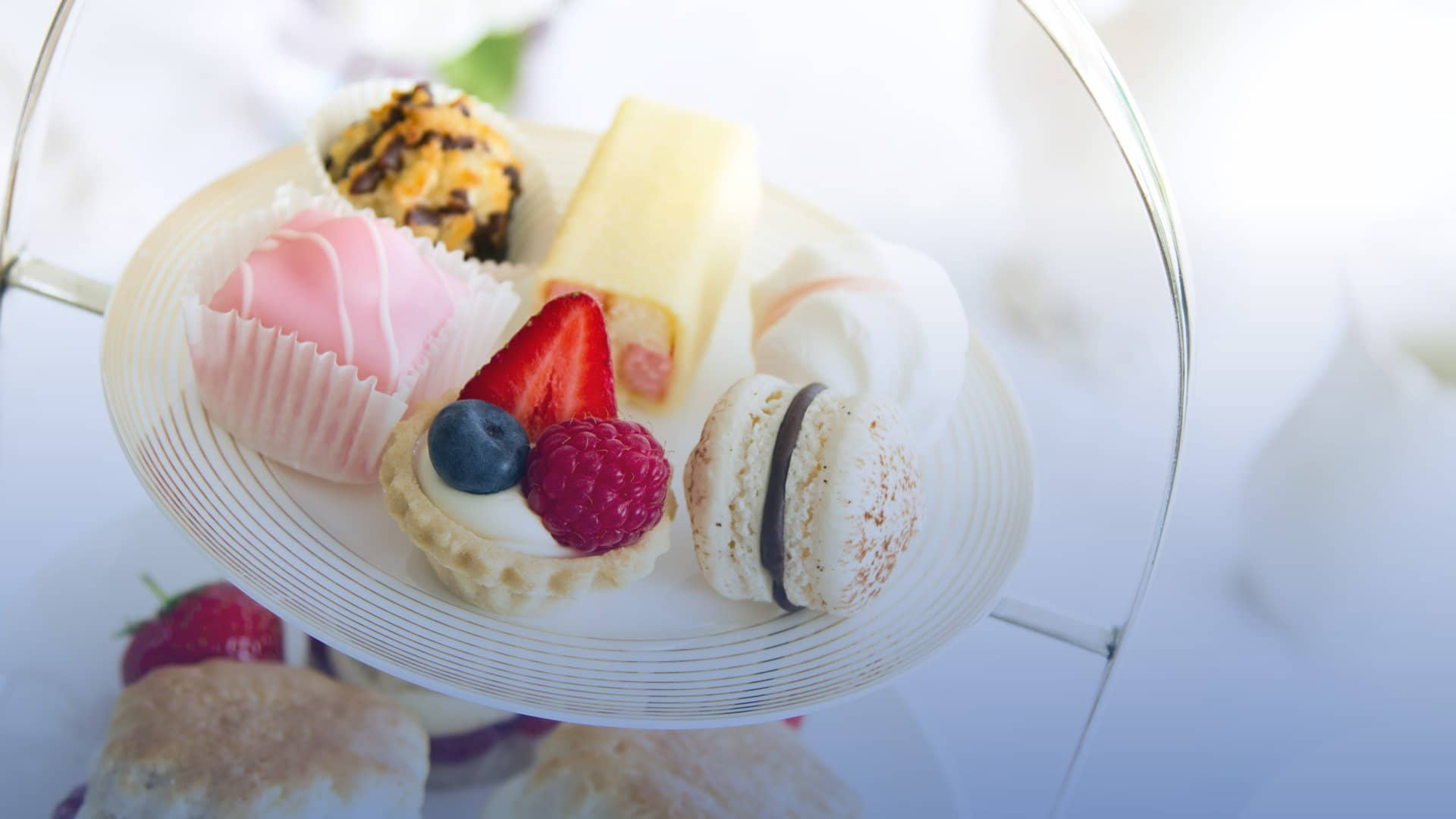 Enjoy Afternoon Tea At The Park Hotel