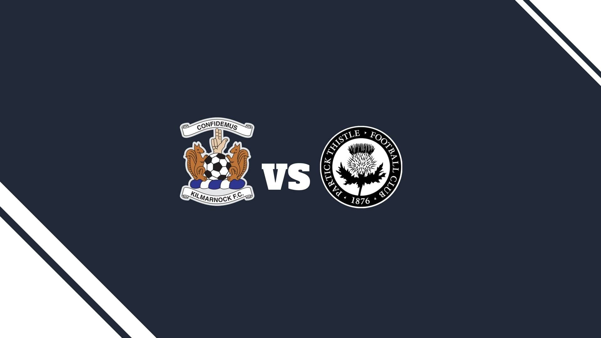 Matchday Hospitality VS Partick Thistle - SAT 9th Dec