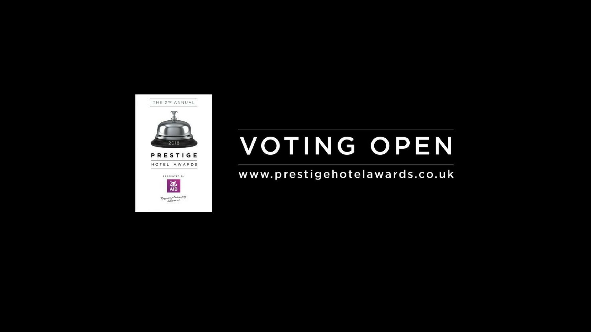 We Have Been Nominated For The Prestige Hotel Awards 2018