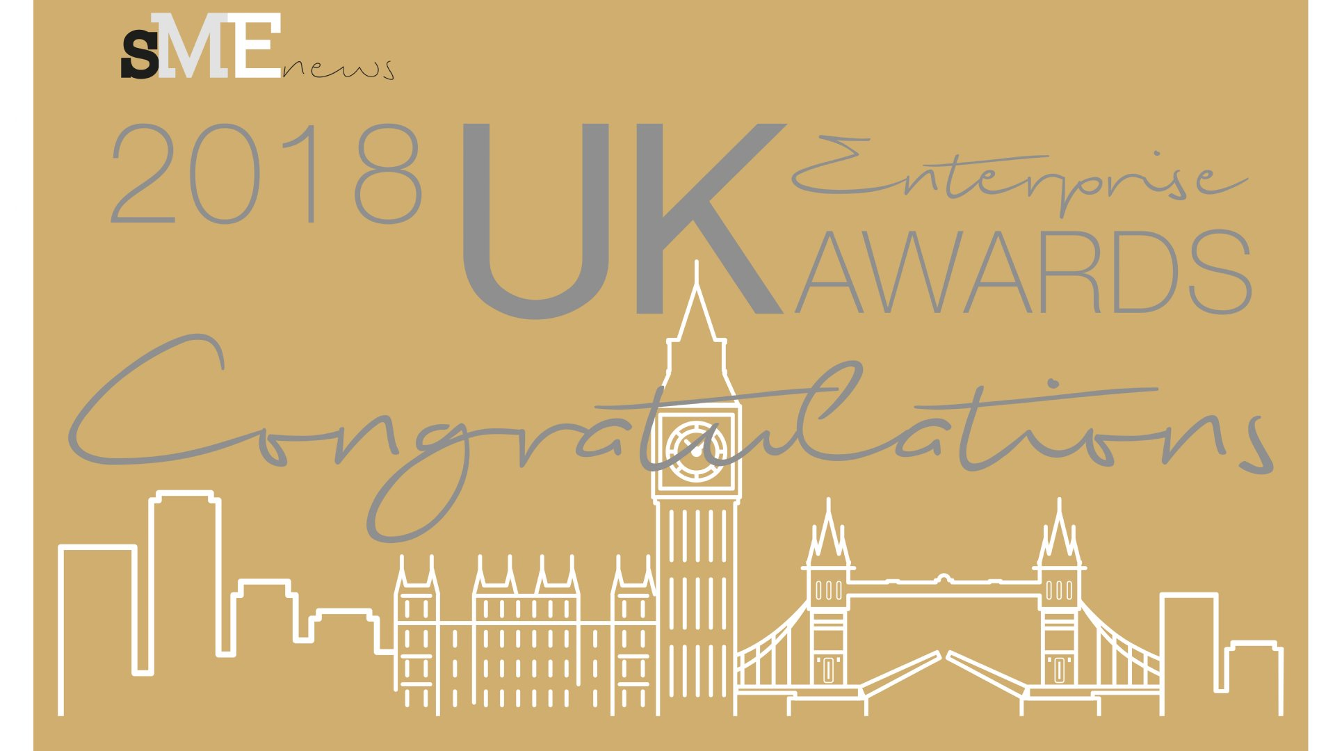 UK Enterprise Awards Winner