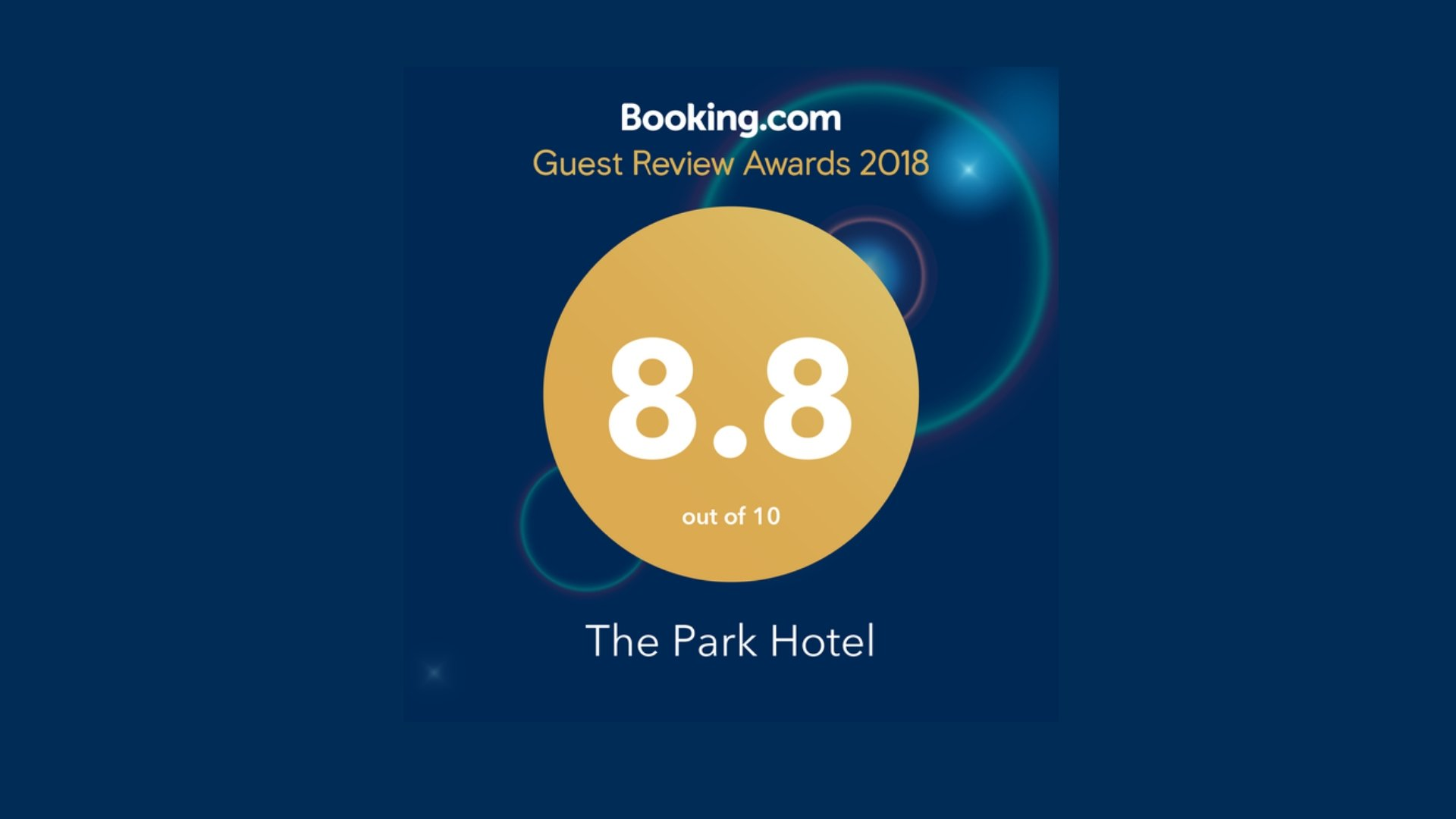 Booking.com 2018 Guest Review Awards