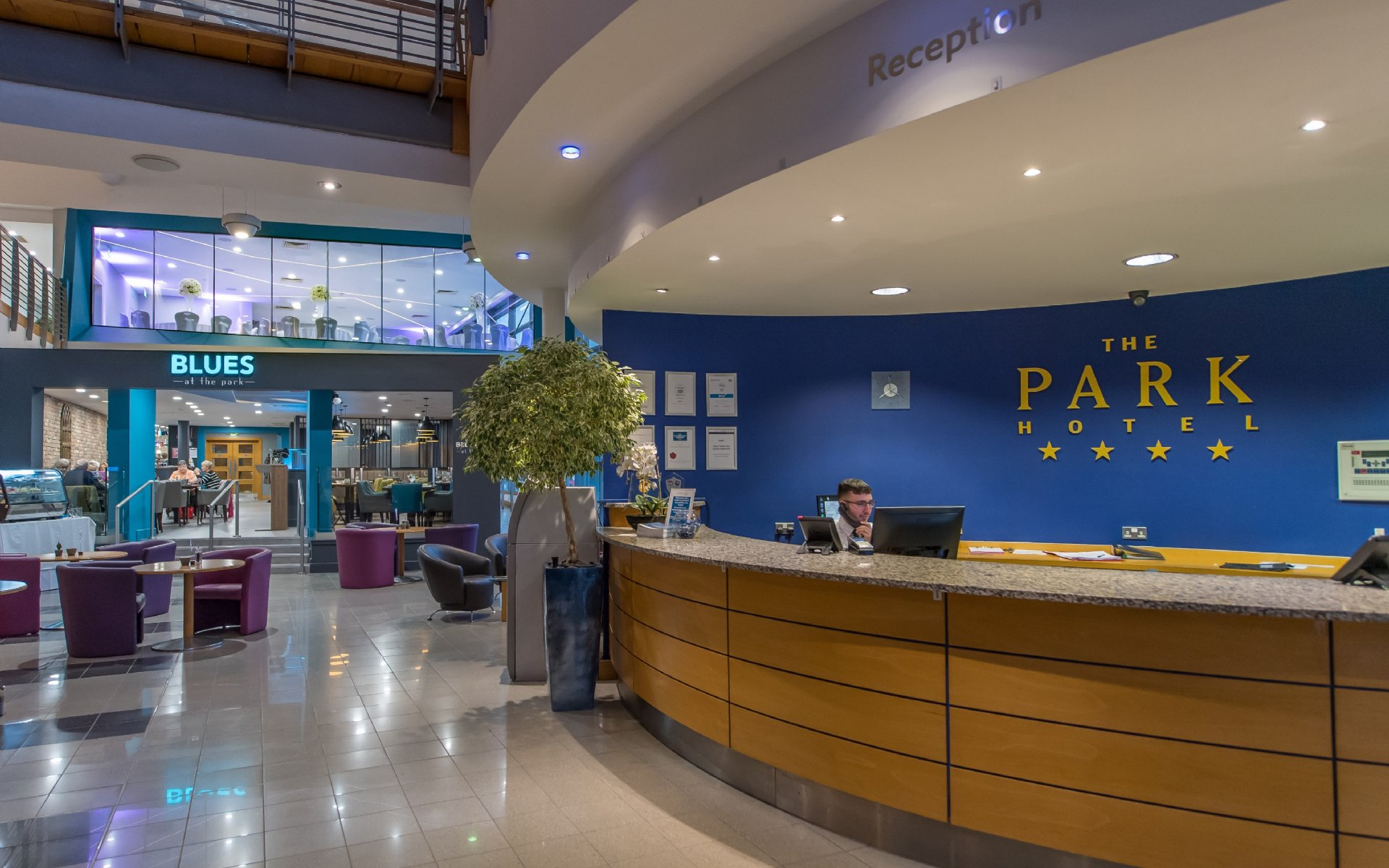 Welcome to the Park Hotel, Kilmarnock